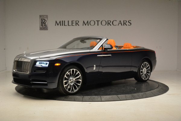 New 2018 Rolls-Royce Dawn for sale Sold at Bugatti of Greenwich in Greenwich CT 06830 2