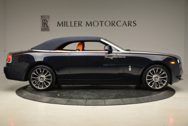 New 2018 Rolls-Royce Dawn for sale Sold at Bugatti of Greenwich in Greenwich CT 06830 20