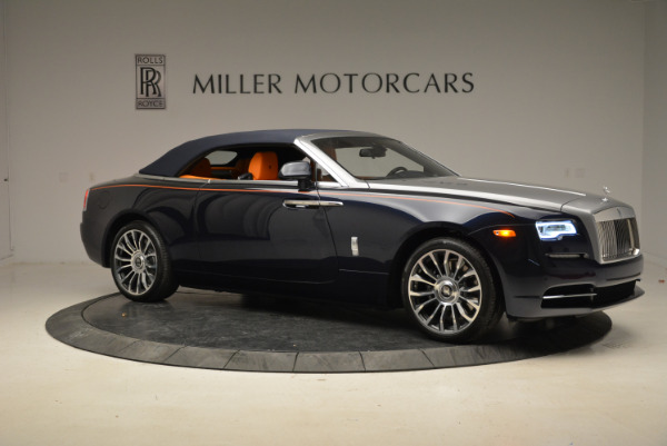 New 2018 Rolls-Royce Dawn for sale Sold at Bugatti of Greenwich in Greenwich CT 06830 21