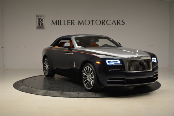 New 2018 Rolls-Royce Dawn for sale Sold at Bugatti of Greenwich in Greenwich CT 06830 22