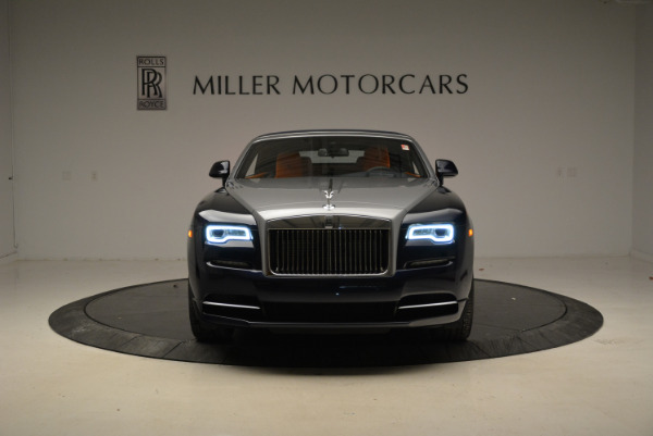 New 2018 Rolls-Royce Dawn for sale Sold at Bugatti of Greenwich in Greenwich CT 06830 23