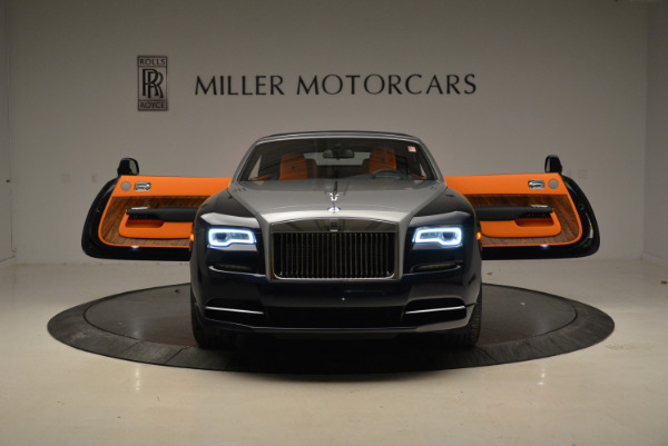 New 2018 Rolls-Royce Dawn for sale Sold at Bugatti of Greenwich in Greenwich CT 06830 25