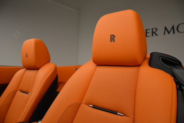 New 2018 Rolls-Royce Dawn for sale Sold at Bugatti of Greenwich in Greenwich CT 06830 27