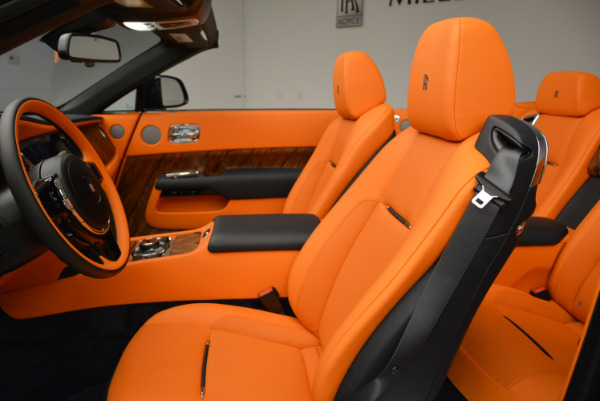 New 2018 Rolls-Royce Dawn for sale Sold at Bugatti of Greenwich in Greenwich CT 06830 28