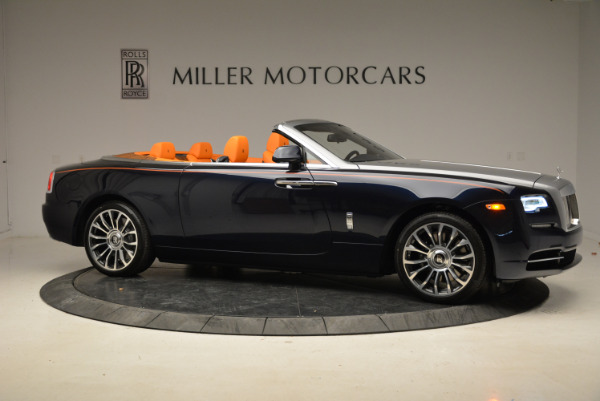 New 2018 Rolls-Royce Dawn for sale Sold at Bugatti of Greenwich in Greenwich CT 06830 8