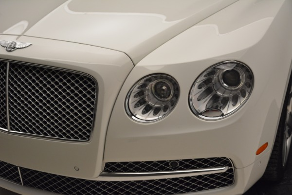 Used 2014 Bentley Flying Spur W12 for sale Sold at Bugatti of Greenwich in Greenwich CT 06830 16