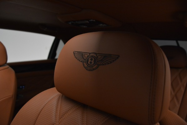 Used 2014 Bentley Flying Spur W12 for sale Sold at Bugatti of Greenwich in Greenwich CT 06830 25