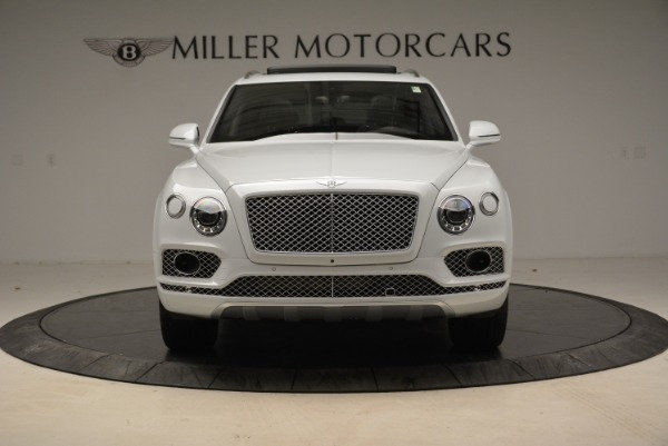 Used 2017 Bentley Bentayga for sale Sold at Bugatti of Greenwich in Greenwich CT 06830 12
