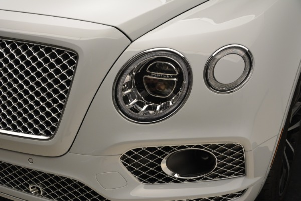 Used 2017 Bentley Bentayga for sale Sold at Bugatti of Greenwich in Greenwich CT 06830 14