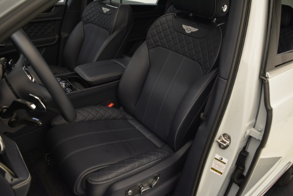 Used 2017 Bentley Bentayga for sale Sold at Bugatti of Greenwich in Greenwich CT 06830 21