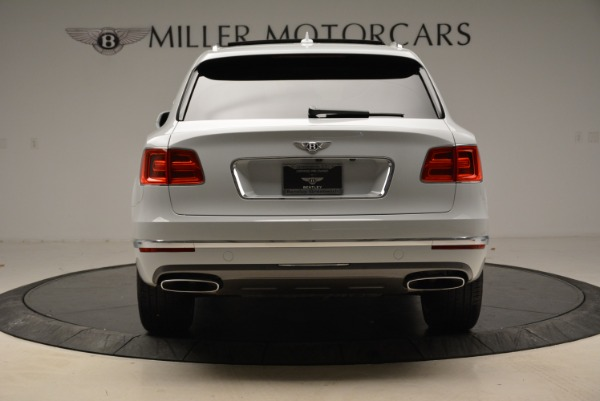 Used 2017 Bentley Bentayga for sale Sold at Bugatti of Greenwich in Greenwich CT 06830 6