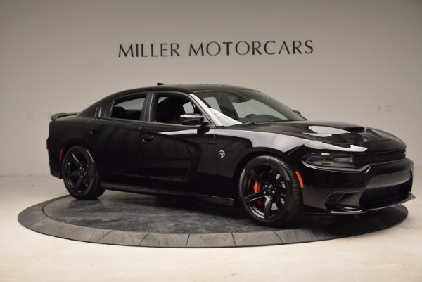 Used 2017 Dodge Charger SRT Hellcat for sale Sold at Bugatti of Greenwich in Greenwich CT 06830 10