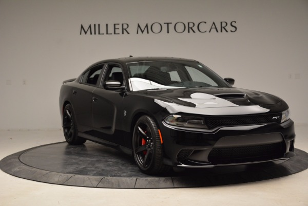 Used 2017 Dodge Charger SRT Hellcat for sale Sold at Bugatti of Greenwich in Greenwich CT 06830 11