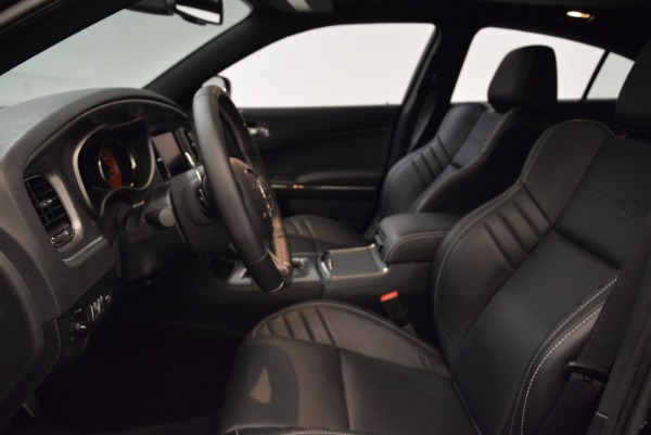 Used 2017 Dodge Charger SRT Hellcat for sale Sold at Bugatti of Greenwich in Greenwich CT 06830 13
