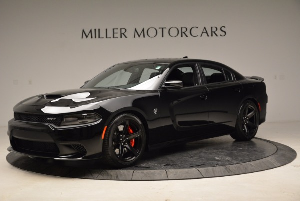 Used 2017 Dodge Charger SRT Hellcat for sale Sold at Bugatti of Greenwich in Greenwich CT 06830 2