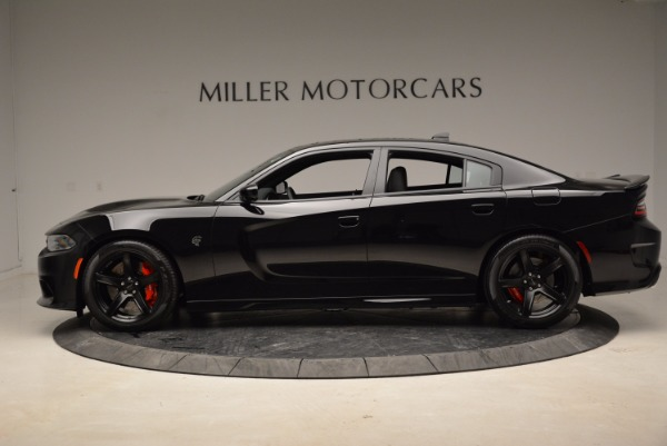 Used 2017 Dodge Charger SRT Hellcat for sale Sold at Bugatti of Greenwich in Greenwich CT 06830 3