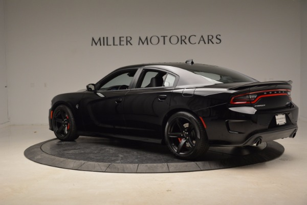 Used 2017 Dodge Charger SRT Hellcat for sale Sold at Bugatti of Greenwich in Greenwich CT 06830 4