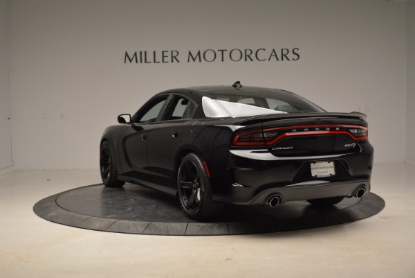 Used 2017 Dodge Charger SRT Hellcat for sale Sold at Bugatti of Greenwich in Greenwich CT 06830 5