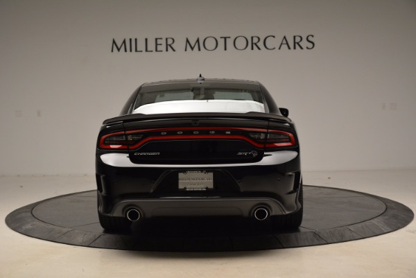 Used 2017 Dodge Charger SRT Hellcat for sale Sold at Bugatti of Greenwich in Greenwich CT 06830 6