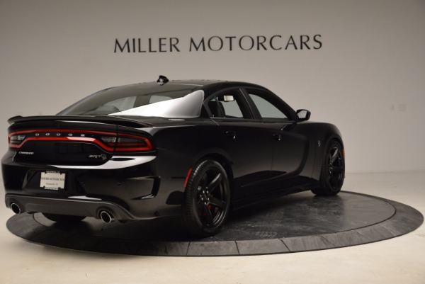 Used 2017 Dodge Charger SRT Hellcat for sale Sold at Bugatti of Greenwich in Greenwich CT 06830 7