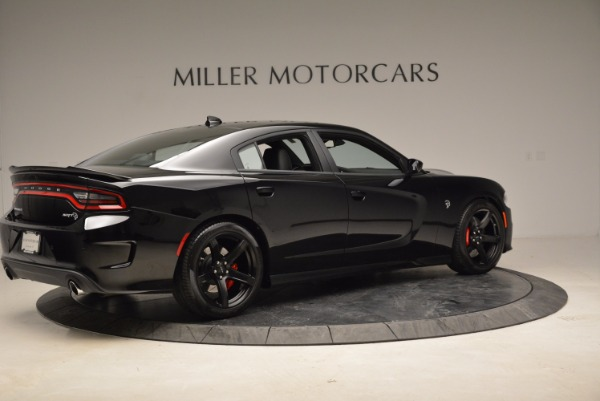 Used 2017 Dodge Charger SRT Hellcat for sale Sold at Bugatti of Greenwich in Greenwich CT 06830 8