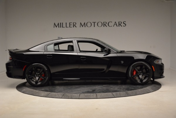 Used 2017 Dodge Charger SRT Hellcat for sale Sold at Bugatti of Greenwich in Greenwich CT 06830 9