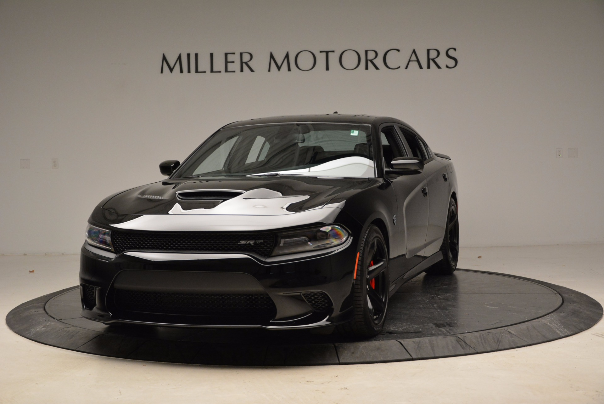 Used 2017 Dodge Charger SRT Hellcat for sale Sold at Bugatti of Greenwich in Greenwich CT 06830 1