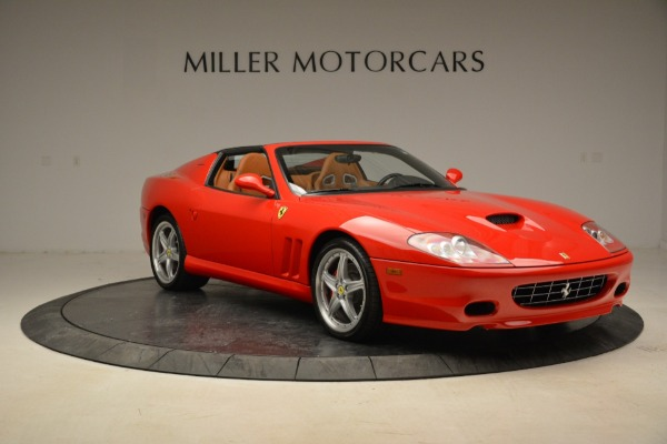 Used 2005 Ferrari Superamerica for sale Sold at Bugatti of Greenwich in Greenwich CT 06830 10