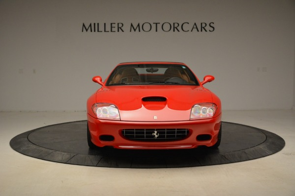 Used 2005 Ferrari Superamerica for sale Sold at Bugatti of Greenwich in Greenwich CT 06830 11