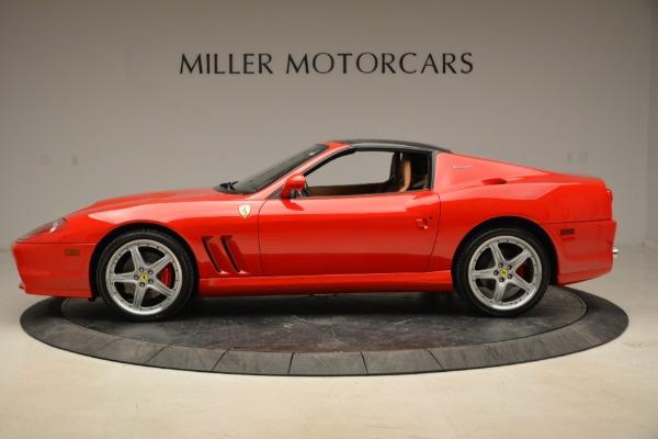 Used 2005 FERRARI Superamerica for sale $299,900 at Bugatti of Greenwich in Greenwich CT 06830 14