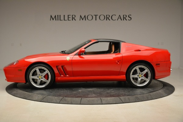 Used 2005 Ferrari Superamerica for sale Sold at Bugatti of Greenwich in Greenwich CT 06830 14