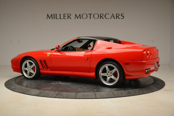 Used 2005 Ferrari Superamerica for sale Sold at Bugatti of Greenwich in Greenwich CT 06830 15