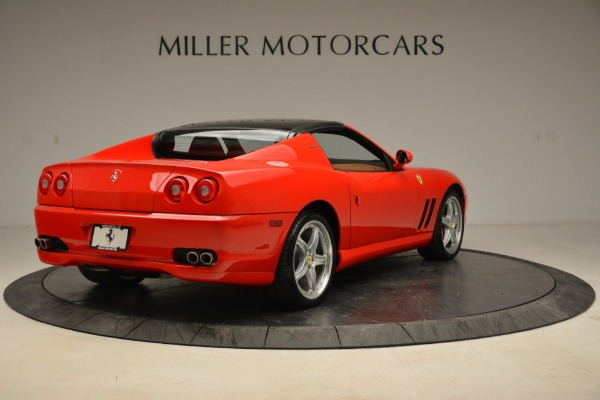 Used 2005 Ferrari Superamerica for sale Sold at Bugatti of Greenwich in Greenwich CT 06830 17