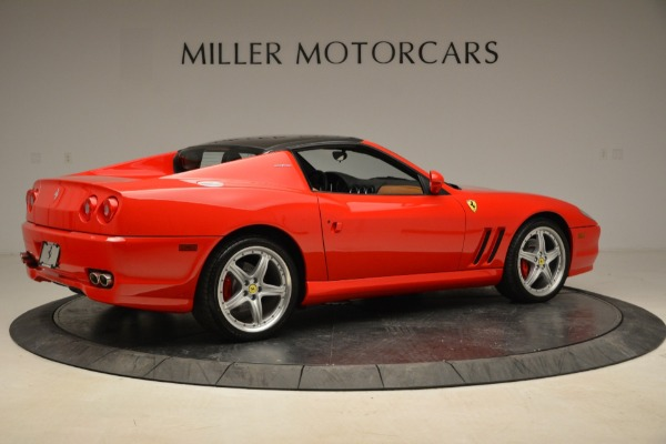 Used 2005 Ferrari Superamerica for sale Sold at Bugatti of Greenwich in Greenwich CT 06830 18