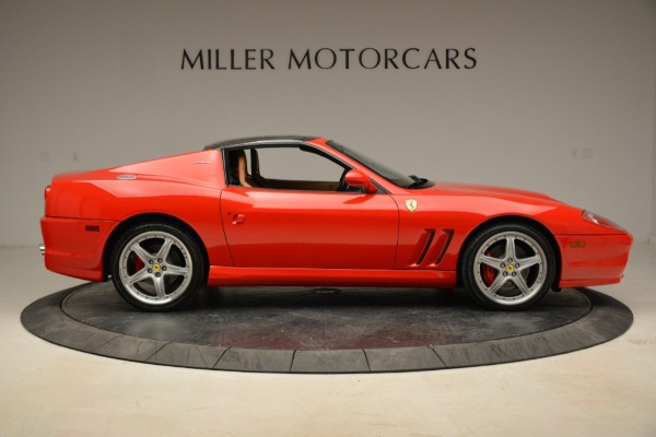 Used 2005 Ferrari Superamerica for sale Sold at Bugatti of Greenwich in Greenwich CT 06830 19
