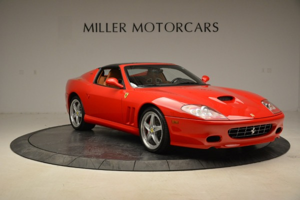 Used 2005 Ferrari Superamerica for sale Sold at Bugatti of Greenwich in Greenwich CT 06830 20
