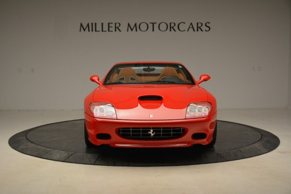 Used 2005 FERRARI Superamerica for sale $299,900 at Bugatti of Greenwich in Greenwich CT 06830 21
