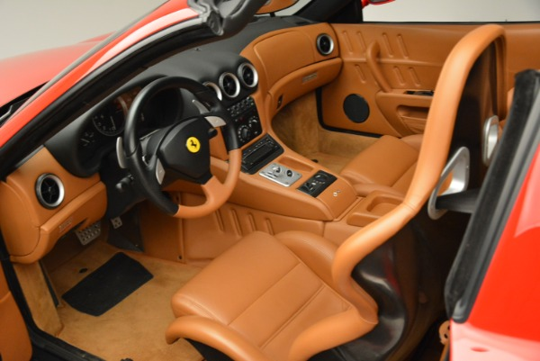 Used 2005 Ferrari Superamerica for sale Sold at Bugatti of Greenwich in Greenwich CT 06830 22