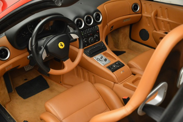 Used 2005 FERRARI Superamerica for sale $299,900 at Bugatti of Greenwich in Greenwich CT 06830 23