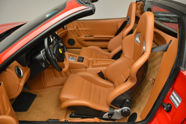 Used 2005 Ferrari Superamerica for sale Sold at Bugatti of Greenwich in Greenwich CT 06830 25