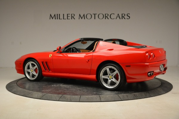 Used 2005 FERRARI Superamerica for sale $299,900 at Bugatti of Greenwich in Greenwich CT 06830 3