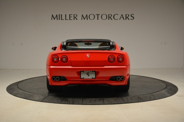 Used 2005 FERRARI Superamerica for sale $299,900 at Bugatti of Greenwich in Greenwich CT 06830 5