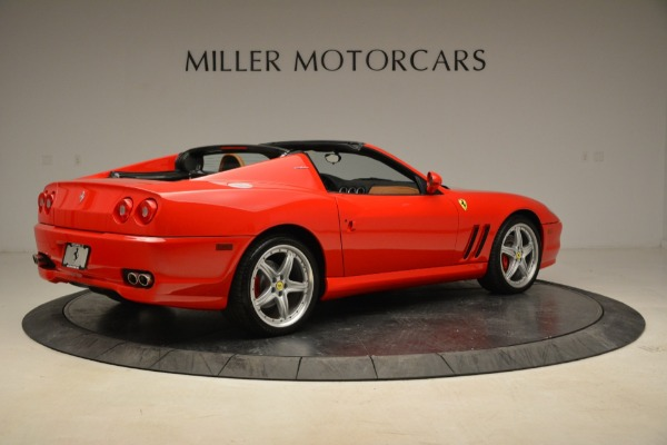 Used 2005 Ferrari Superamerica for sale Sold at Bugatti of Greenwich in Greenwich CT 06830 7