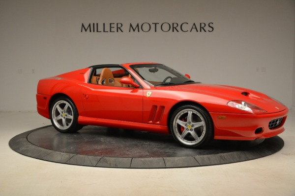 Used 2005 Ferrari Superamerica for sale Sold at Bugatti of Greenwich in Greenwich CT 06830 9
