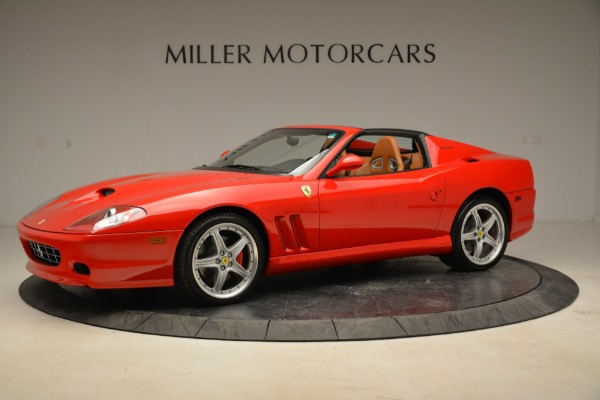 Used 2005 FERRARI Superamerica for sale $299,900 at Bugatti of Greenwich in Greenwich CT 06830 1