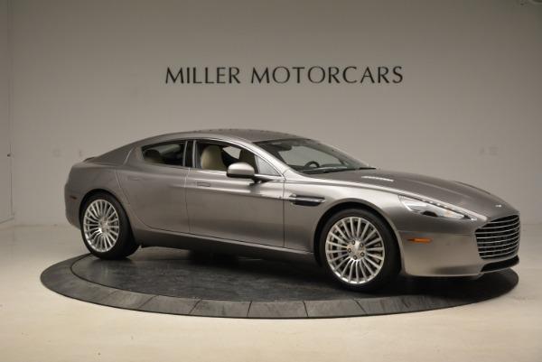 Used 2014 Aston Martin Rapide S for sale Sold at Bugatti of Greenwich in Greenwich CT 06830 10