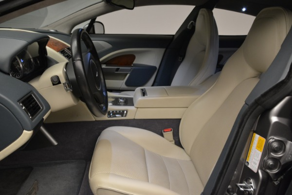 Used 2014 Aston Martin Rapide S for sale Sold at Bugatti of Greenwich in Greenwich CT 06830 13