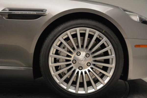 Used 2014 Aston Martin Rapide S for sale Sold at Bugatti of Greenwich in Greenwich CT 06830 21