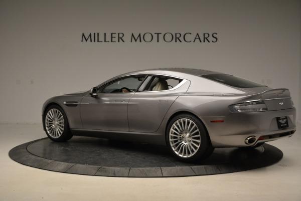 Used 2014 Aston Martin Rapide S for sale Sold at Bugatti of Greenwich in Greenwich CT 06830 4