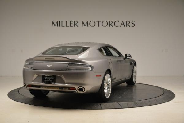 Used 2014 Aston Martin Rapide S for sale Sold at Bugatti of Greenwich in Greenwich CT 06830 7